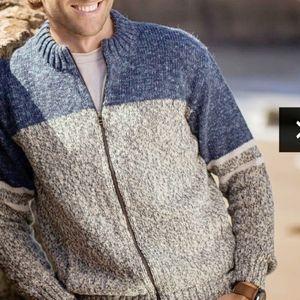 Genoa Sweaters- Made in Argentina Salamanca Jacket